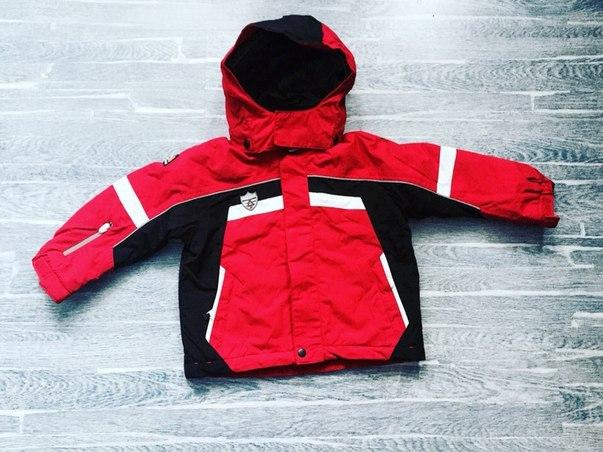 куртка для мальчика на 3 года