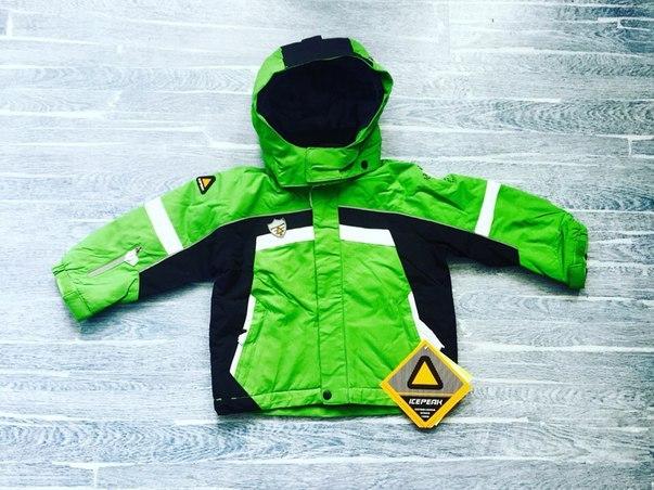 демисезонная куртка для мальчика на пять лет