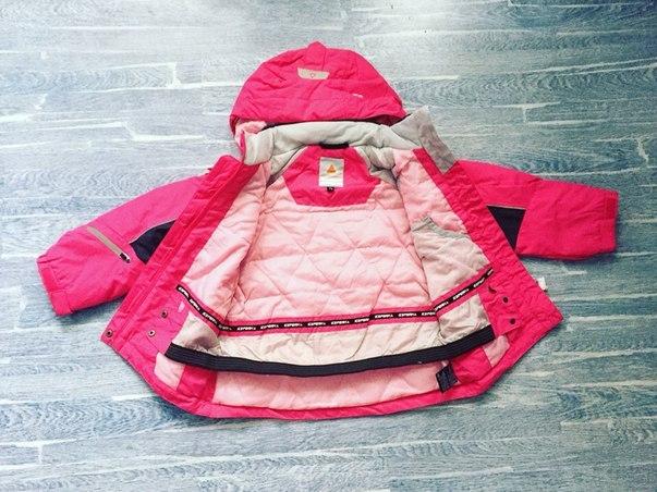 непромокаемые куртки для девочек