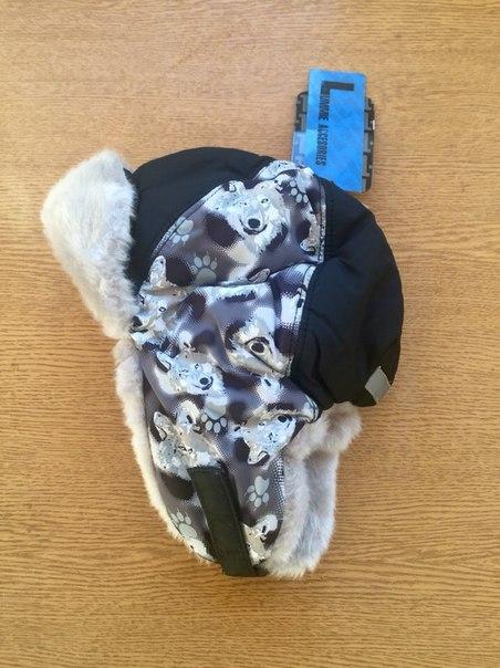 шапка ушанка для мальчика