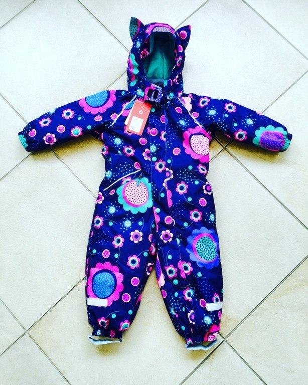 детская одежда reima tec
