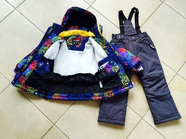 Зимние мембранные куртки на меху