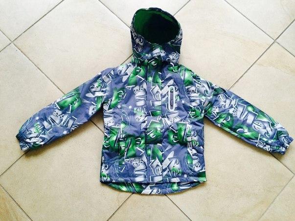 горнолыжная куртка для подростка