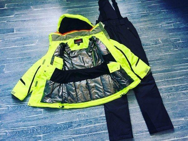 женская мембранная куртка