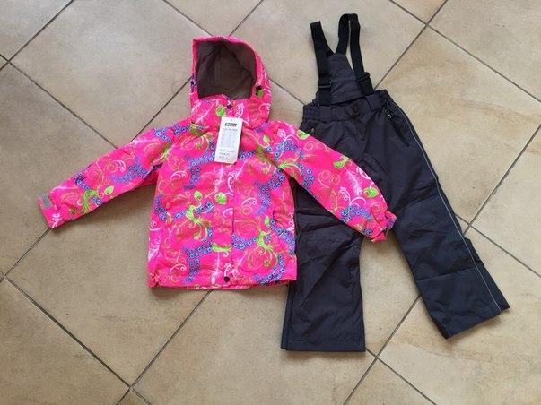 Весенний костюм для девочки Kalborn на 6 лет