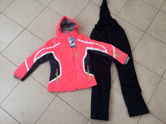 Распродажа горнолыжных женских курток
