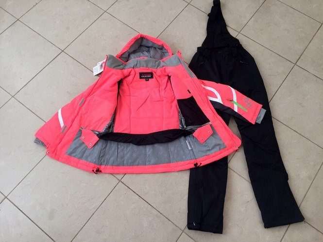 Женские зимние куртки с флисом Kalborn