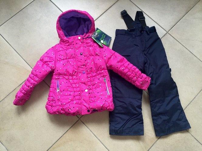 Гламурные зимние костюмы для девочек