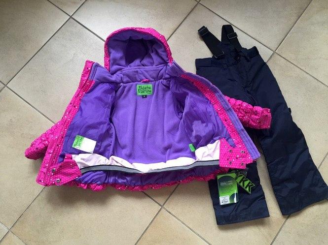 Мембранные куртки и комбинезоны
