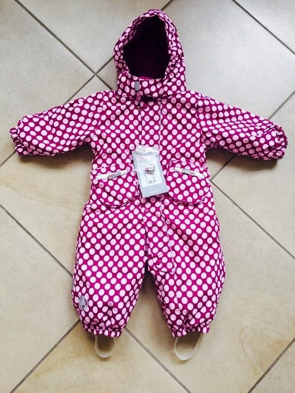 Комбинезоны Reima tec для малышей