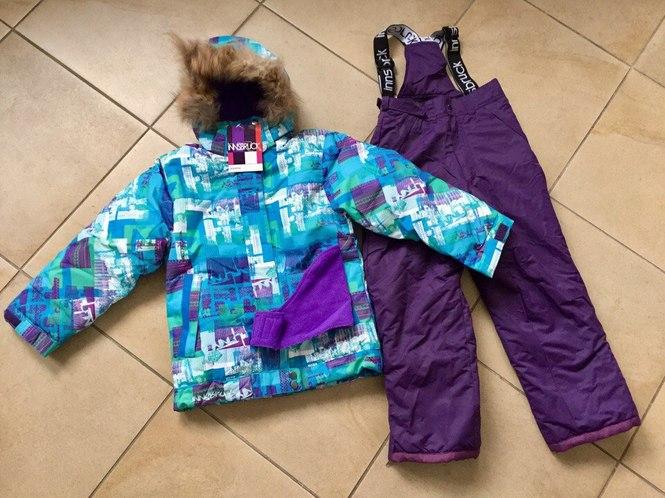 Яркая зима для девочек