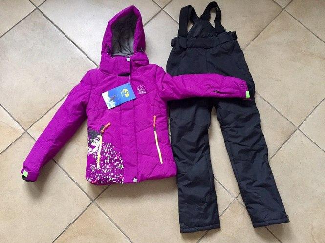 Зимние костюмы для девочек Kerom