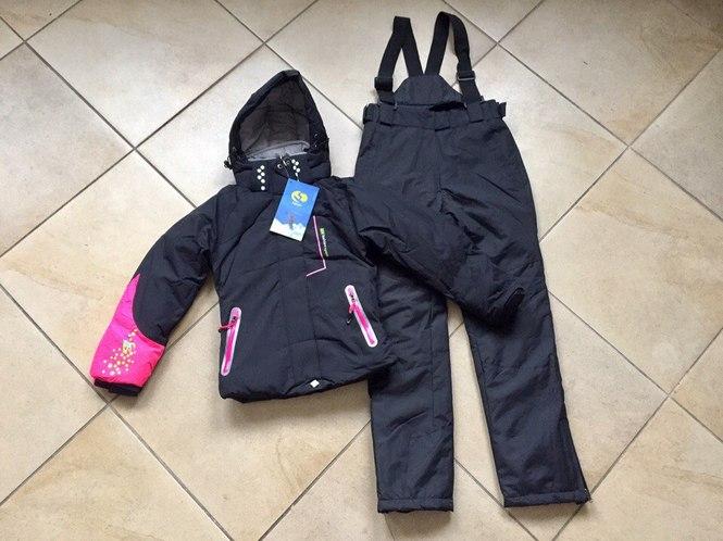 Зимняя мембранная одежда для детей