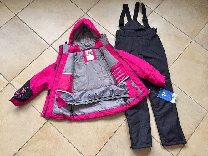 Яркие куртки для девочек зимние