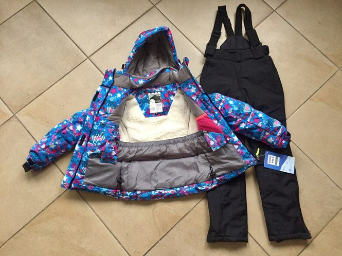 Зимняя мембранная куртка Kerom