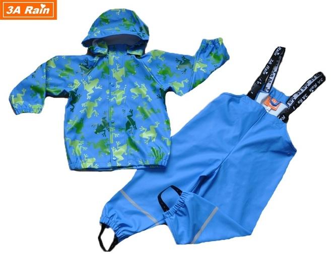 Детская одежда на межсезонье