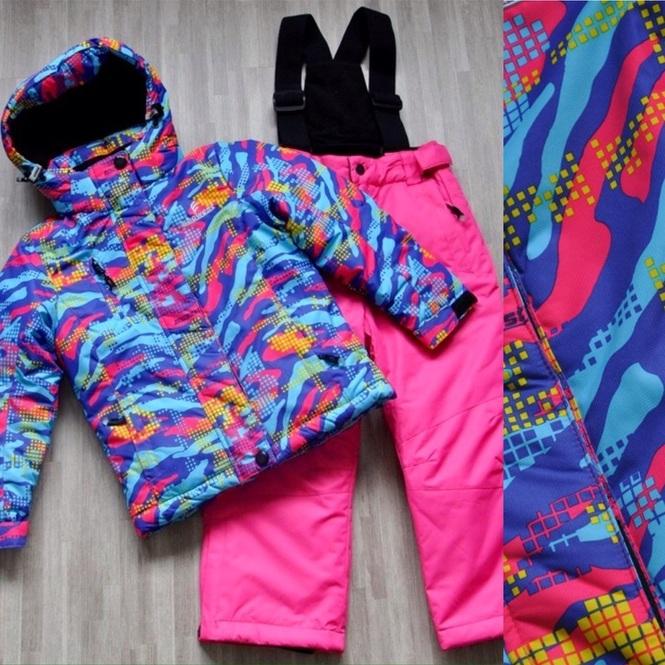 Зимний костюм Snowest для девочки
