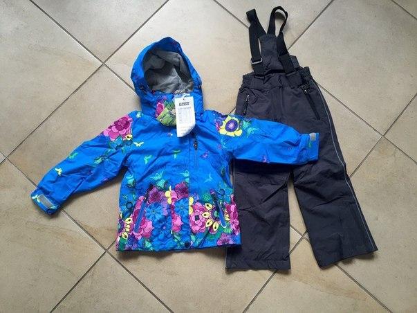 Весенние куртки для девочек