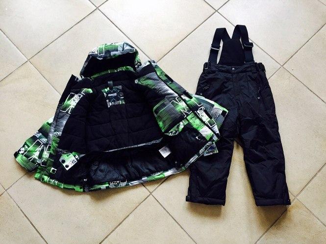 Мембранная одежда для мальчиков