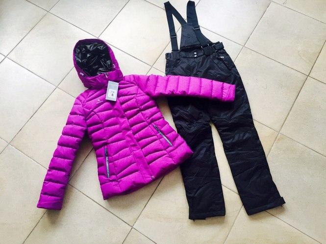 Зимняя мембранная куртка Jolleys